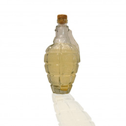 Décanteur Grenade en Verre