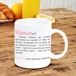 Mug Maman Définition