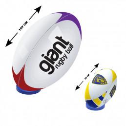 Ballon de Rugby Géant Gonflable