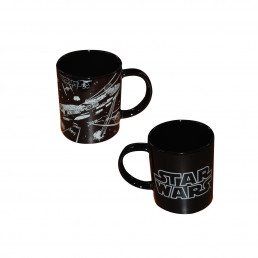 Vaisselle Star Wars - Set de 16 Pièces