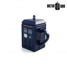 Mug Tardis 3D Dr Who