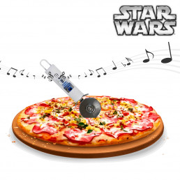 Coupe-Pizza Sonore R2D2