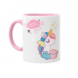 Mug Licorne Rose - Sweet Unicorn