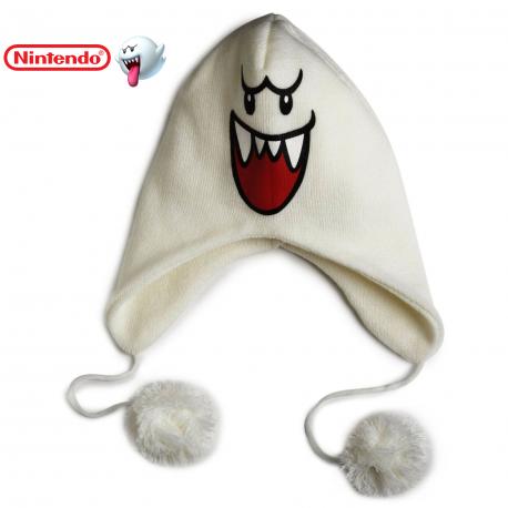 Bonnet Ski Nintendo Boo