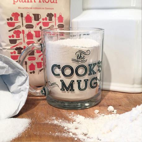 Cook's Mug, le Mug Mesureur