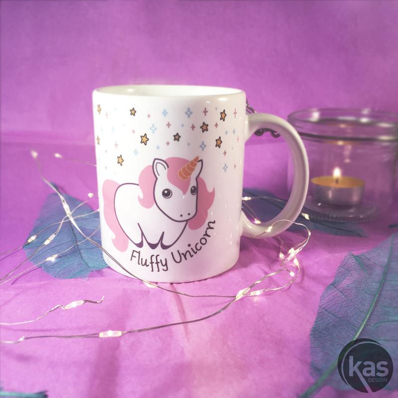 Céramique Tasse Fluffy Unicorn Cadeau Rapid Sur Thé À Licorne Blanche En BorCxWdeQ