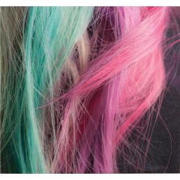 Craies Multicolores pour les Cheveux