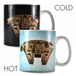 Mug Thermoréactif Faucon Millenium Star Wars