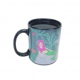 Mug Thermoréactif Sirène