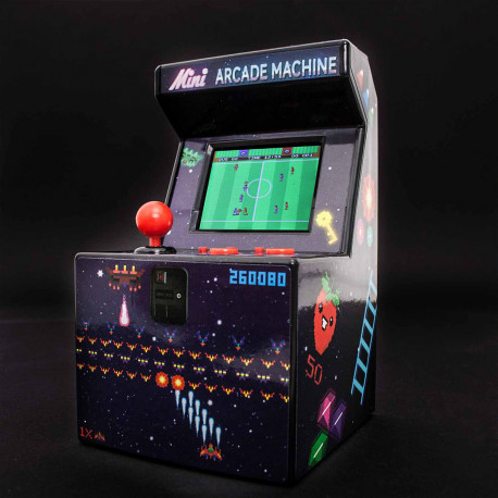 Mini Machine d'Arcade - 240 jeux