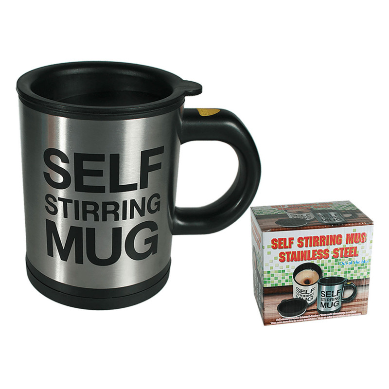 Très Mug mélangeur automatique pour les fainéants sur Rapid-Cadeau NU67