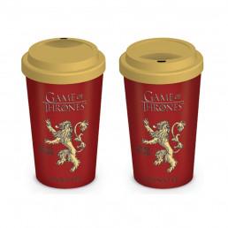 Mug de Voyage Game of Thrones Lannister