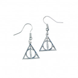 Boucles d'Oreilles Harry Potter Symboles