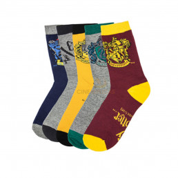Chaussettes Harry Potter - Lot de 5
