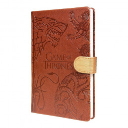 Carnet de Notes Deluxe Game of Thrones