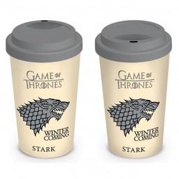 Mug de Voyage Game of Thrones Stark