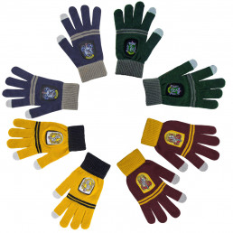 Gants Tactiles Harry Potter Maisons