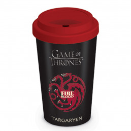 Mug de Voyage Game of Thrones Targaryen