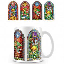 Mug The Legend of Zelda Vitraux