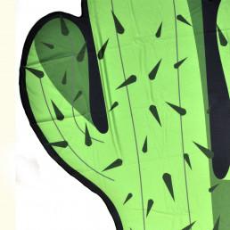Maxi Serviette de Plage Cactus