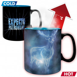 Mug Thermoréactif Harry Potter Expecto Patronum 460 ml
