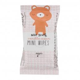 Pack Mouchoirs et Mini Lingettes Kawaii à la Vanille