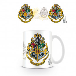 Mug Harry Potter Blason Poudlard