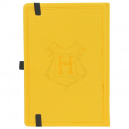 Carnet de Notes Deluxe Harry Potter Poufsouffle