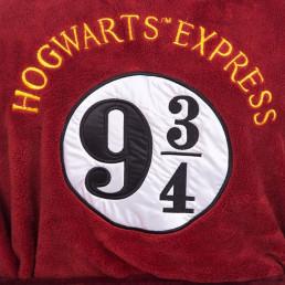 Peignoir Harry Potter Poudlard Voie Express 9 3/4