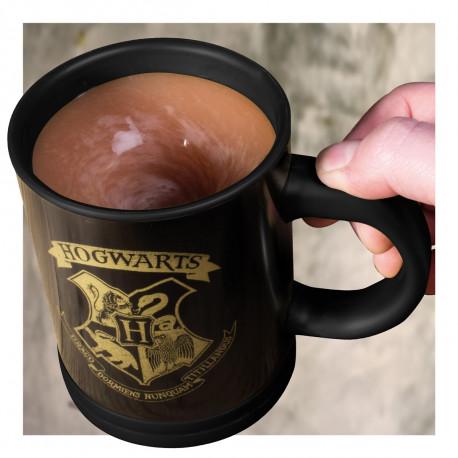 Mug Harry Potter avec Mélangeur Automatique