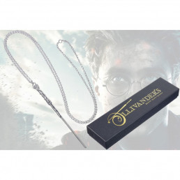 Collier Harry Potter Baguette Magique