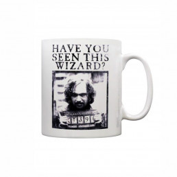 Mug Harry Potter - Wanted Sirius Black