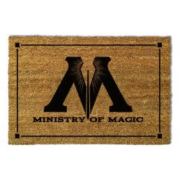 Paillasson Harry Potter Ministère de la Magie