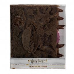Carnet de Notes Harry Potter - Le Monstrueux Livre des Monstres