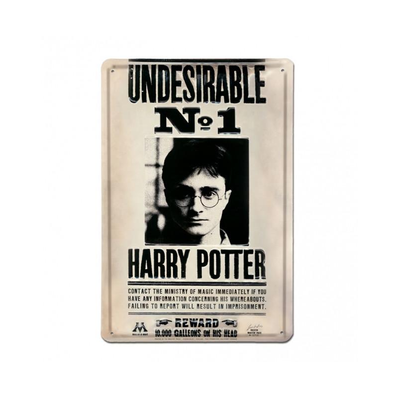 laque Métallique 3D Harry Potter - Undesirable n°1