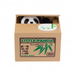 Tirelire Panda Malin Gourmand