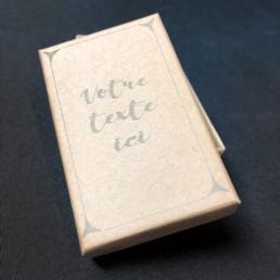 Collier Personnalisable Cœur Séparable Puzzle