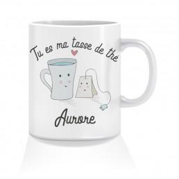 Mug Tasse De Thé Personnalisable