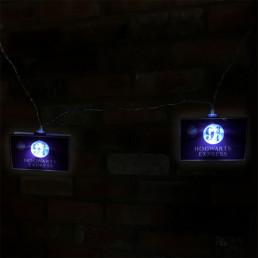 Guirlande Lumineuse Harry Potter Voie Express 9 3/4
