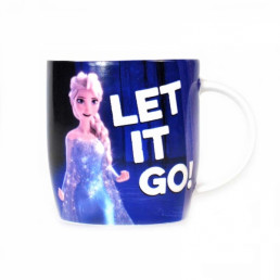 Tasse La Reine des Neige Let It Go