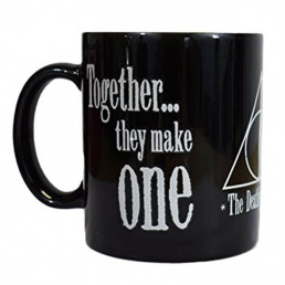 Mug Thermoréactif Harry Potter Les Reliques de la Mort