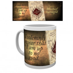 Mug Harry Potter Carte du Maraudeur
