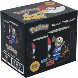 Mug Thermoréactif Personnages Pokémon