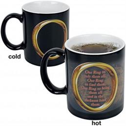 Mug Thermoréactif Le Seigneur des Anneaux