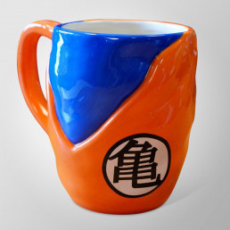 Mug 3D Costume Dragon Ball Z