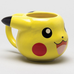 Mug 3D Pikachu Pokémon