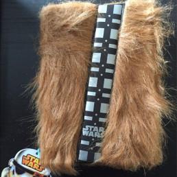 Carnet de Notes Star Wars Chewbacca Premium Fourrure
