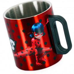 Mug Aluminium Lady Bug Miraculous