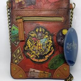 Pochette Smartphone Bandoulière Rétro Harry Potter Poudlard