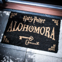 Paillasson Harry Potter Alohomora